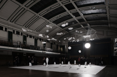 Cloud York Hall 2011