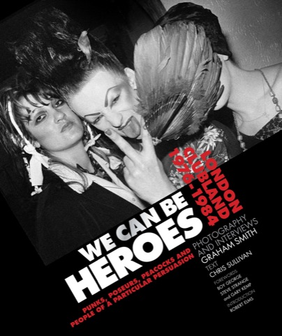 cover of We Can Be Heroes by Graham Smith