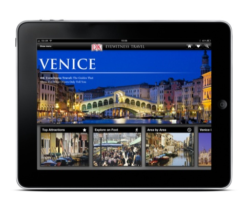 Eyewitness travel guide to Venice by Cogapp