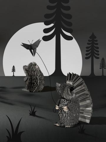 Lisa Lloyd's Midnight Moth Walk