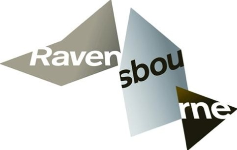 Ravensbourne identity, by Johnson Banks