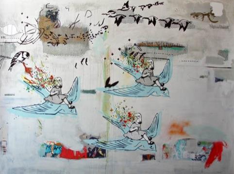Amanda Marie, Bird Riders