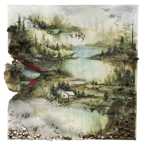 Bon Iver designed by Gregory Euclide