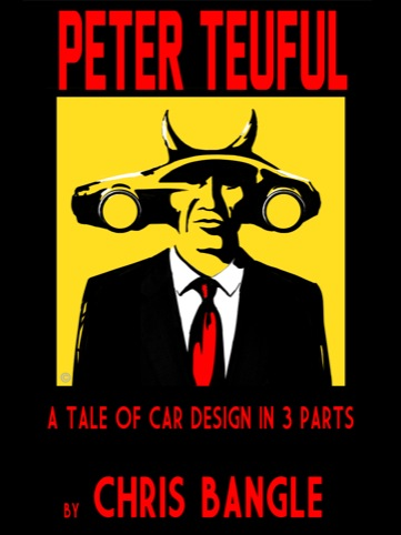 Peter Teuful: A Tale of Car Design in Three Parts