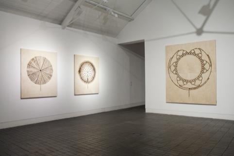 Fire drawings, Glithero 2011