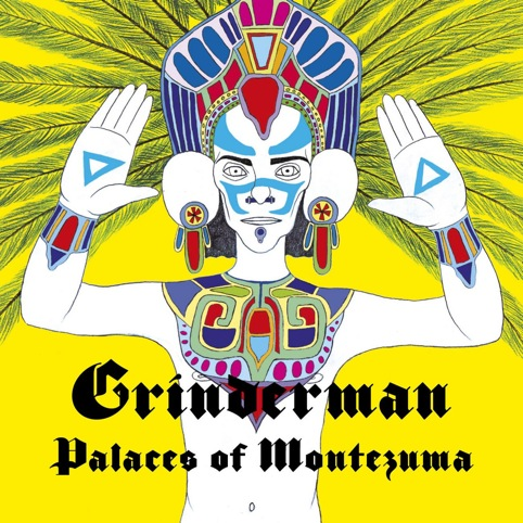 Palaces of Montezuma by Grinderman. Art direction by Nick Cave and Tom Hingston Sudio. Illustration by Illinca Hoepfner