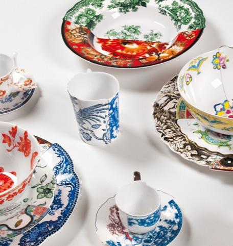 Hybrid porcelain