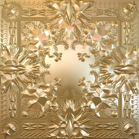 Watch The Throne by Jay-Z and Kanye West. Design by Riccardo Tisci