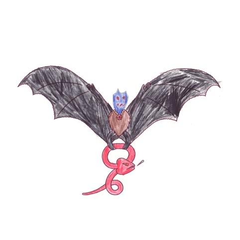 Bat, by Jon Boam and Thomas