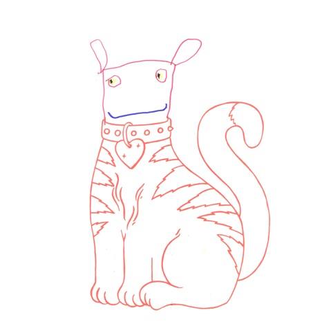 Cat, by Katie Prior and Eddie
