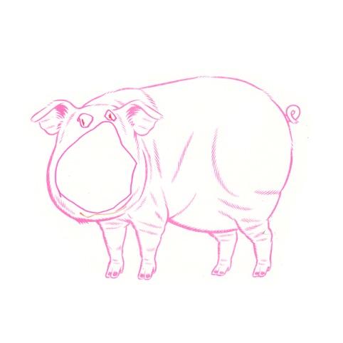 Pig, by Kristian Hammerstad and Eddie