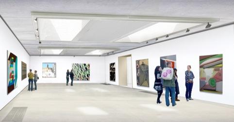 Receiving Gallery
