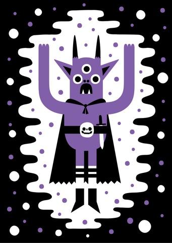 Satan by Matthew Bromley