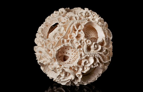 Immortal Nature, Chinese Puzzle Ball