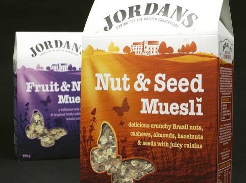 Jordans cereal