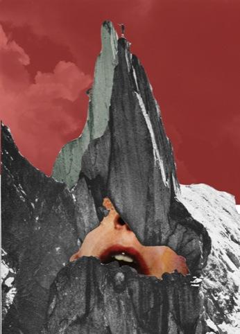 Orgasm Mountain by Emil Asgrimsson