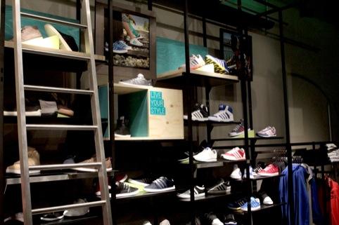 Adidas NEO footwear
