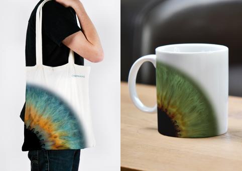 Bag and mug