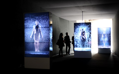 Dornbracht at the Farmilow Building last year