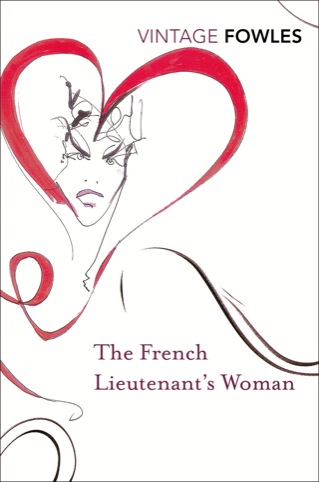 The French Lieutenant's Woman by John Fowles, designed by Philip Treacy