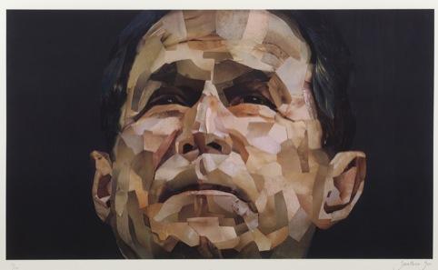 Jonathan Yeo?Bush 2007