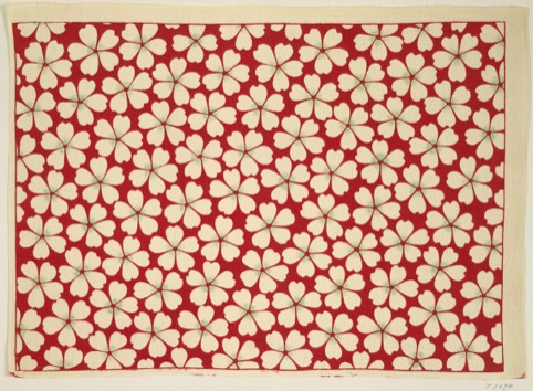 Olga Hirsch paper from the British Library collection