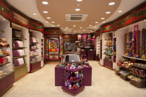 Thorntons Develops New Interiors And Identity Designs
