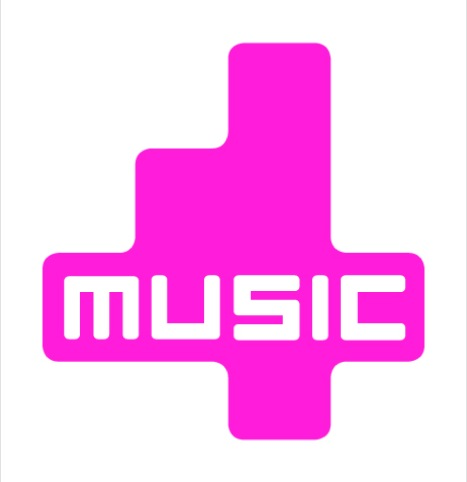 4music Launches New Logo And On Screen Identity Design Week