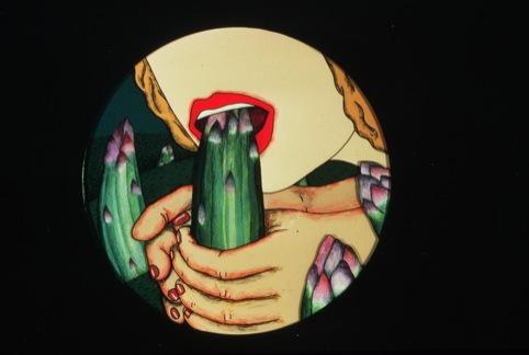 Asparagus, Suzan Pitt 1978