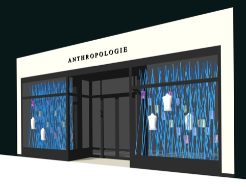 Anthropologie, by Gort Scott