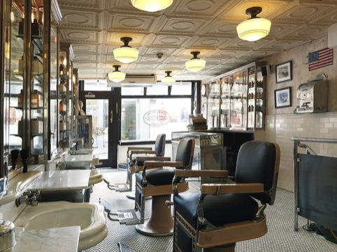Beak Street salon