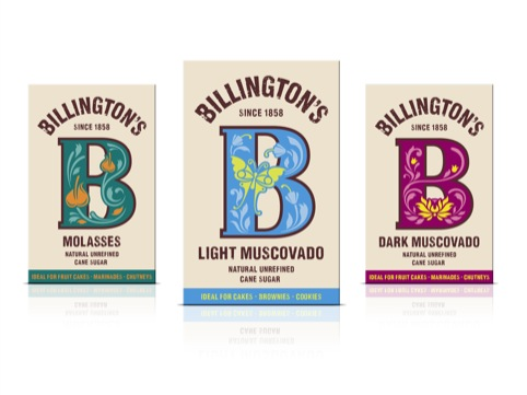 Billington's range