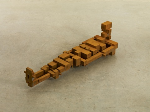 Antony Gormley, Contract 2011