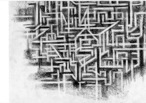 Leonie Lachlan, Maze 2
