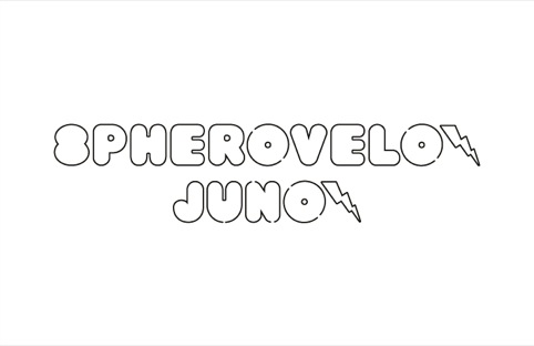 Spherovelo and Juno identities