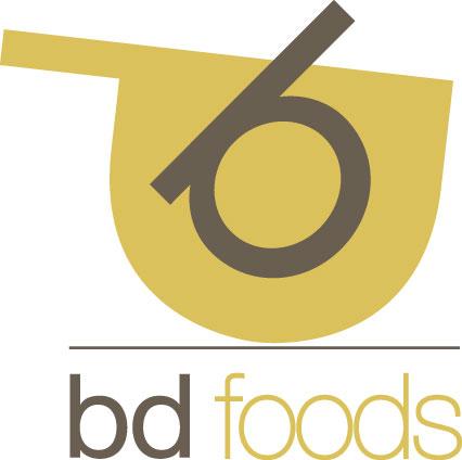 BD Foods identity by Studio H
