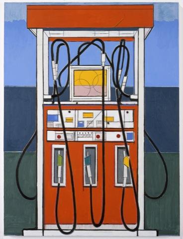 David Korty Gas Pump, 2010