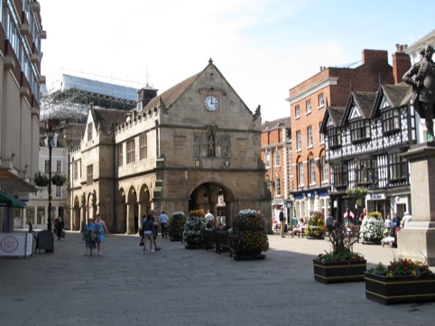 Shrewsbury Town Square