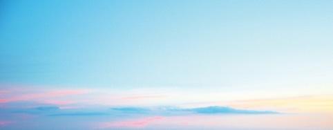 Light Manhattan skyline