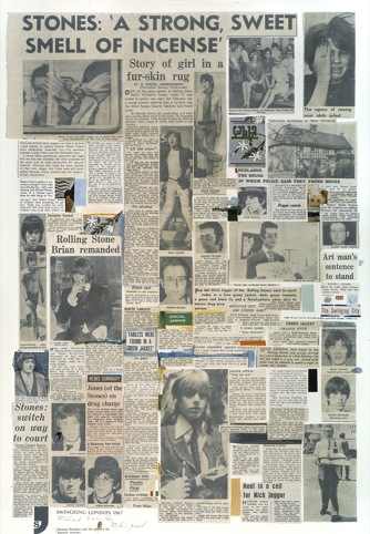 Swinging London 67 Poster, Richard Hamilton