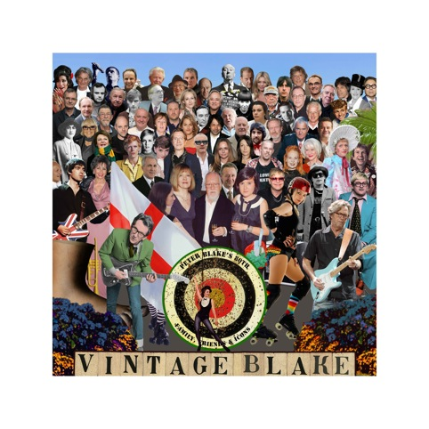 Sir Peter Blake for Vintage