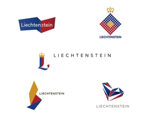 The shortlisted logos