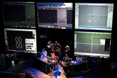 Digital Design Tournament 2009 in London
