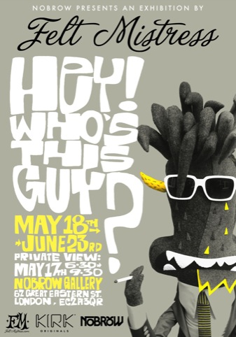 Hey! Who's that guy? poster