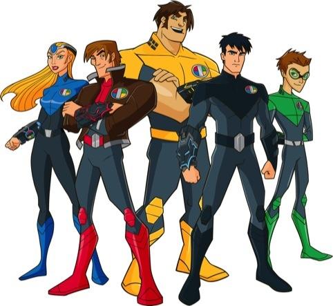 Voltron Heroes