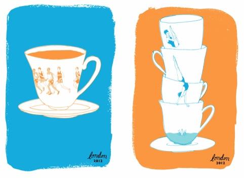 Tea Time by Cali Sales & Victoria Tutunjian
