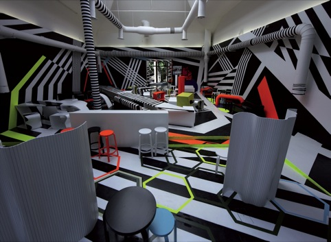 Tobias Rehberger for Artek