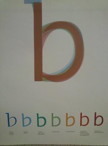 Graphic design student Alessia Mazzarella's Pirrip typeface