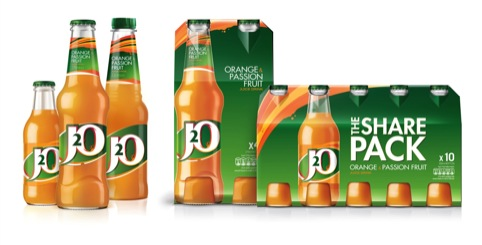 New J20 packaging range