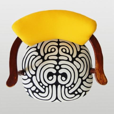 Fabulas Chair by Alina Petrenko Central Saint Martins